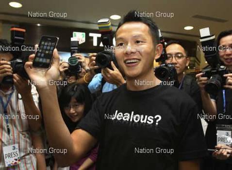 จับตา! iPhone บุกไทยผ่านช้อปมือถือรับ 3 G