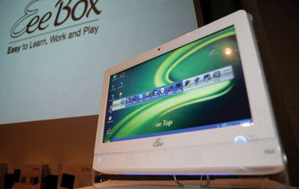 Eee PC – Notebook เครื่องที่ 3