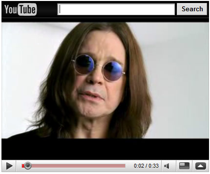 Ozzy Osbourne World of Warcraft