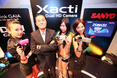 Sunyo เพิ่มงบ 50 ล้านทำตลาดกล้องดิจิตอล