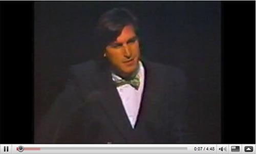 วิดีโอ Steve Jobs กับการเปิดตัว Macintosh ครั้งแรก