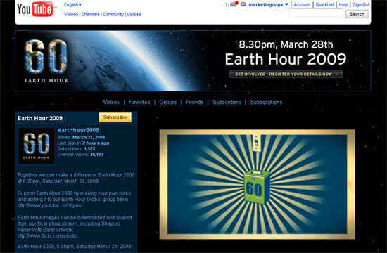 earthhour_youtube