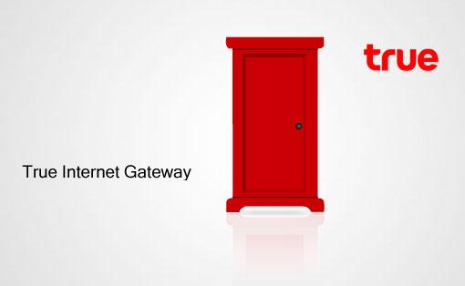 True Internet เชื่อตลาด Gateway โตเท่าตัว