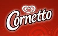 Wall Cornetto แจกซิม Cornetto Limited Edition