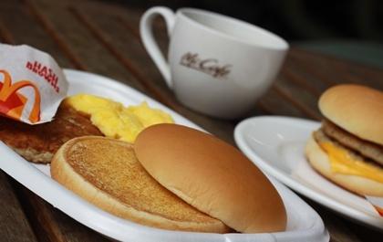McDonald กลยุทธ์อาหารเช้า
