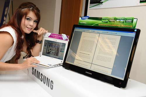 Samsung ออก PC Notebook