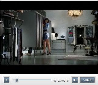 MAR's Fling Dressing Room