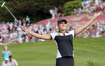 ผู้หญิงกับ Golf