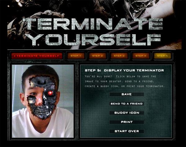 Terminator ชวนคุณเปลี่ยนเป็นคนเหล็ก2