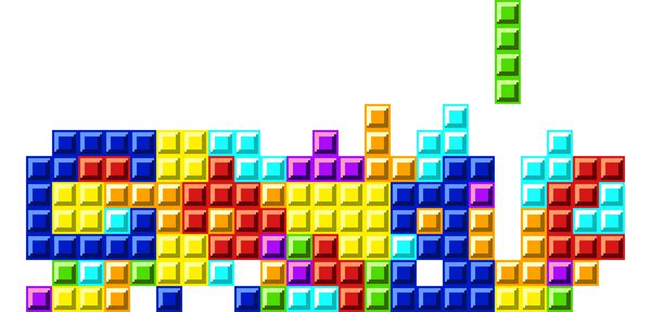 สุขสันต์วันเกิด Tetris!, รัก จาก Google