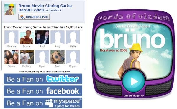 ครบสูตร Digital Marketing กับภาพยนตร์ของเยอรมันเรื่อง Bruno