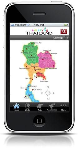 iphone thai application