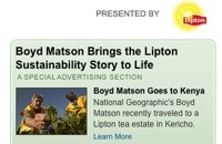 presented by lipton
