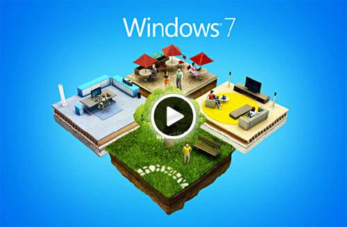 เปิดตัวทายาทลำดับที่ 7 'Windows 7′