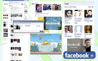 อย่ากระพริบตา กับการเติบโตของ Facebook ในไทย