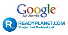 Google แต่งตั้ง ReadyPlanet ตัวแทน Adwords ในไทย