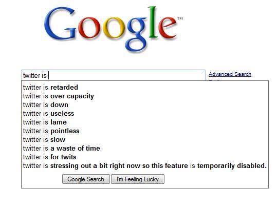 ทำไม Google ถึงทำกับ Twitter ได้