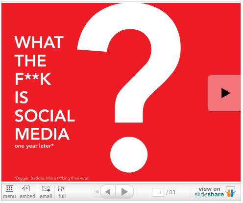 3 Social Media Presentation ที่ต้องดู!