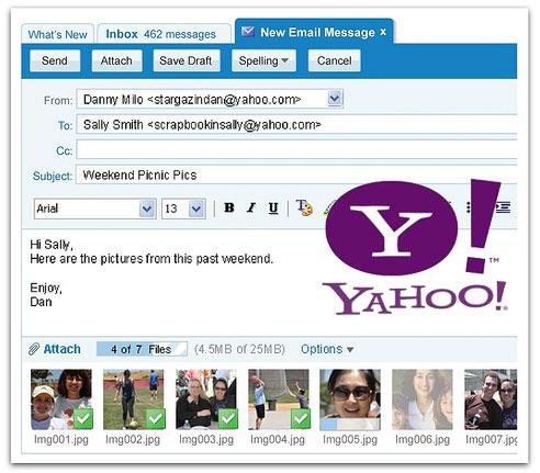 Yahoo! ไฉไลสไตล์ Social กับ 3 บริการยอดนิยม!