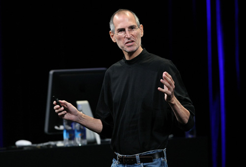 iPod ลุคใหม่..มาพร้อม Steve Jobs