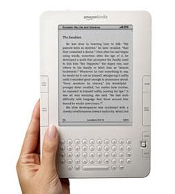 เครื่องอ่าน e-Book ของเล่นใหม่ที่หลายแบรนด์ต่างเปิดตัว