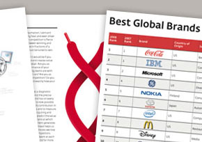 Update Top 100 Global Brand 2009