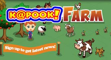 "Kapook กำลังจะเป็น Kapook-Farm กะ ""ปลูกผักพันธุ์ไทย"" บน Facebook"