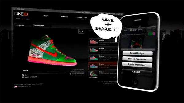 Personalized Shopper บน iPhone App เทรนด์ของแบรนด์สินค้า