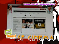 SF Cinema City โฉมใหม่กับ Social Media Marketing