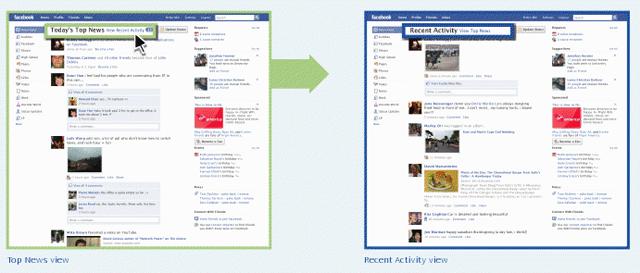 Facebook ดีไซน์ใหม่ (อีกแล้ว)