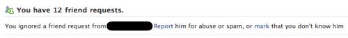 facebook กำลังทดสอบ ฟีเจอร์ใหม่ต้านสแปม