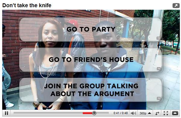สุดยอด Interactive Video จาก London Police
