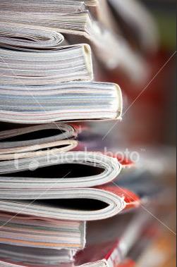 คนไทยอ่านนิตยสารเพิ่ม เฉลี่ย 4 เล่ม/เดือน
