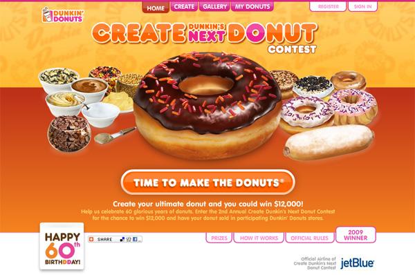 Dunkin Donut ชวนคุณทำ Donut