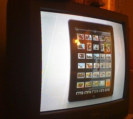 Video โฆษณาชิ้นแรกของ iPad ที่งาน Oscars