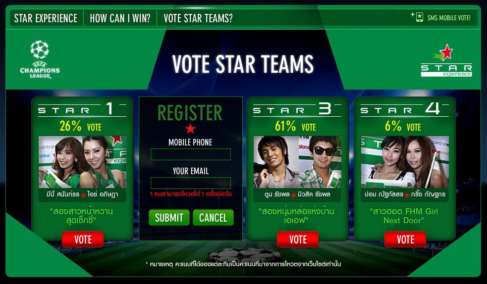 Heineken กับ Star Experience {PR}