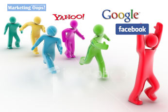 Facebook กำลังจะแซง Google