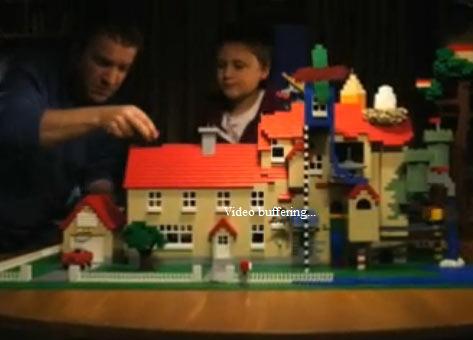 LEGO House วิดีโอโฆษณาตัวล่าสุดจาก LEGO