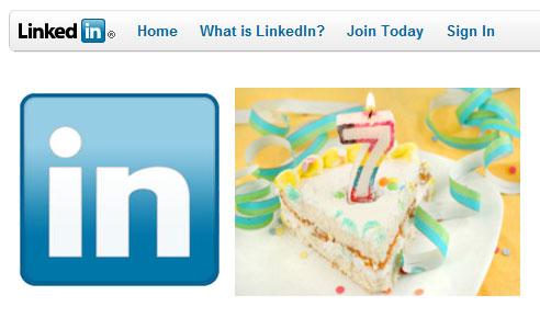 LinkedIn: 7 ปีแล้ว และยังคงโตต่อเนื่อง