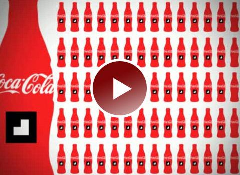 Augmented Reality กับแคมเปญของ Coca-Cola