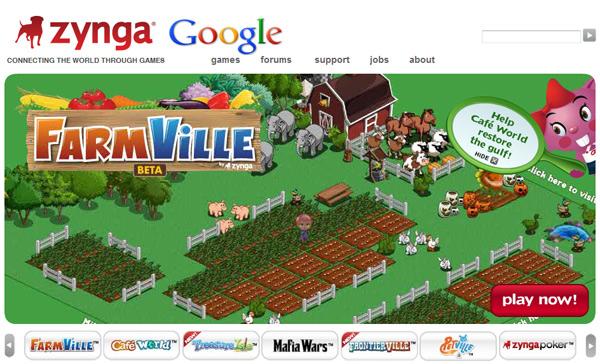 Google แอบลงทุนใน Zynga แถมซุ่มทำ Google Game