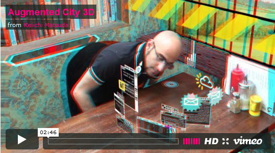 Augmented Reality 3D City – ทำได้ไง!