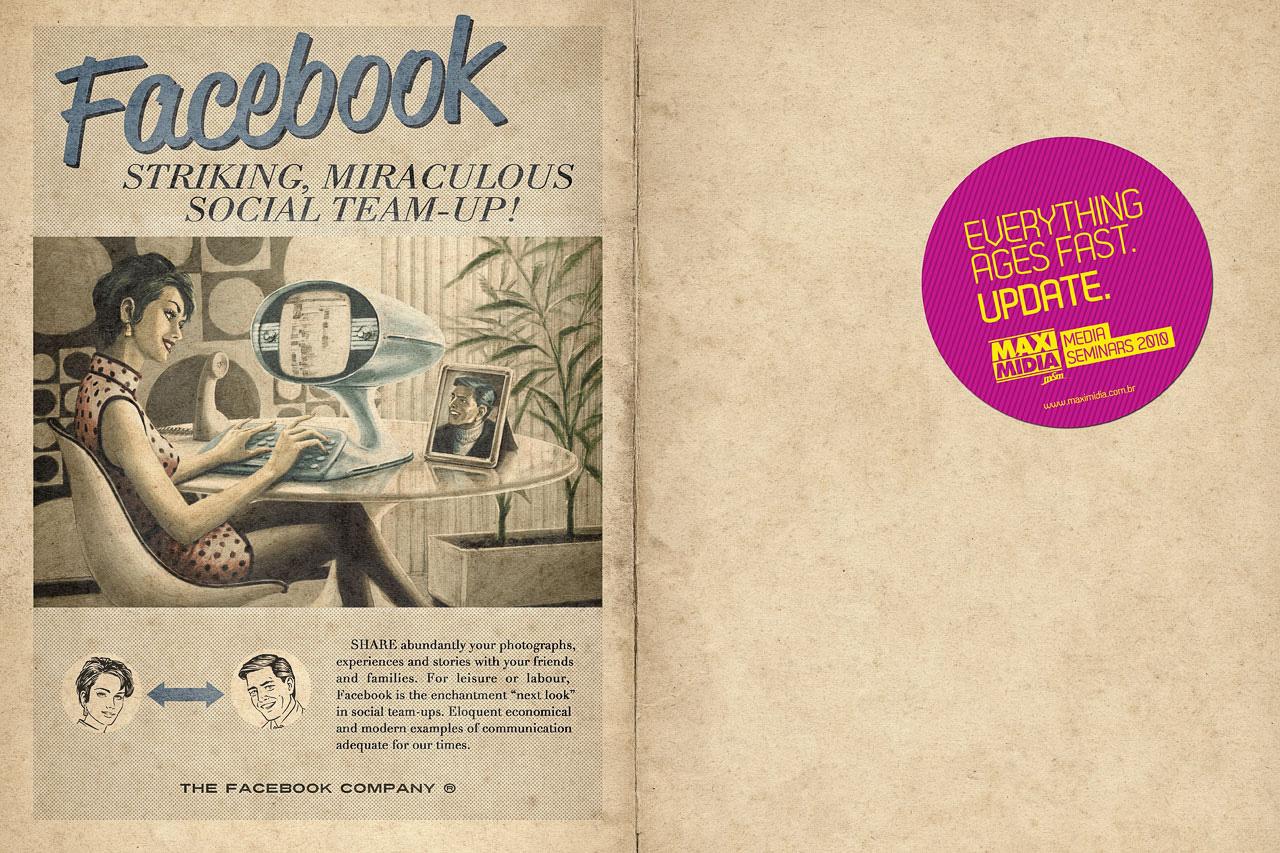 โบราณได้อีก กับ Social Media Ads