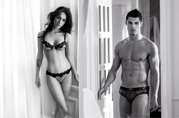 ใครเซ็กซี่กว่ากันระหว่าง Megan Fox กับ Cristiano Ronaldo ?