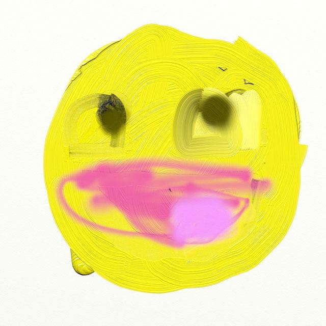 Emoticons ในแบบ paint paint