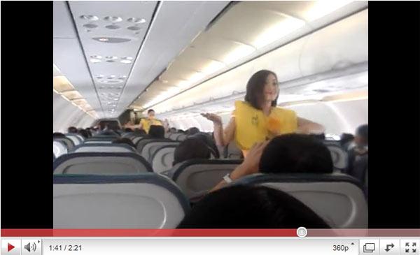 5 ล้านวิวกับ Cebu Air-Hostress Dance