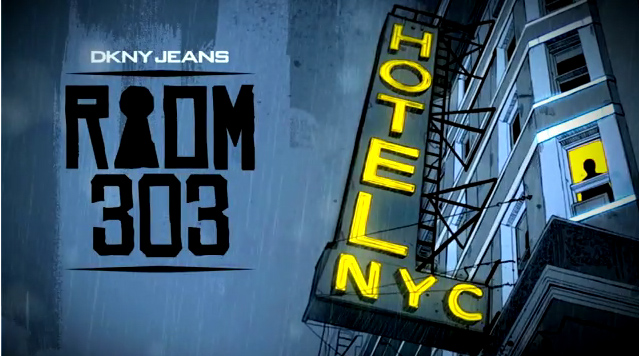 DKNY Jeans กับแคมเปญ 'Room 303 – Unlock the secrets'