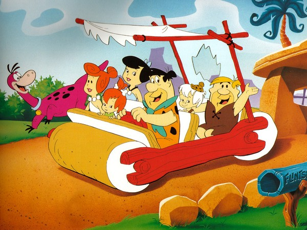 Yabba Dabba Doo! 50 ปีมนุษย์หิน Flintstones