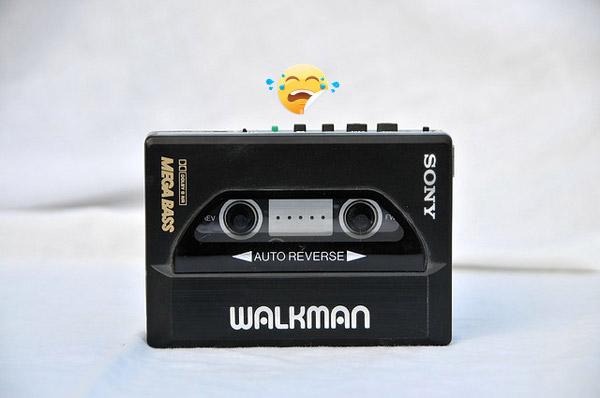บ๊าย..บาย Sony Walkman