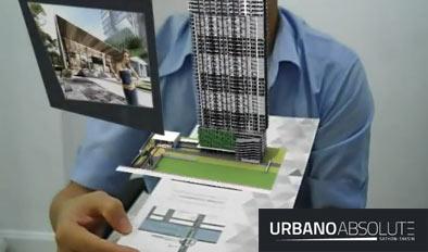 อีกหนึ่ง AR จากคอนโด Urbano Absolute